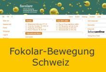 Fokolar-Bewegung in der Schweiz